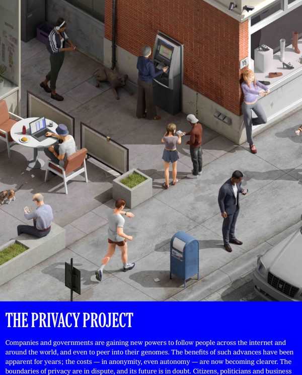 Privacy Project del NYT